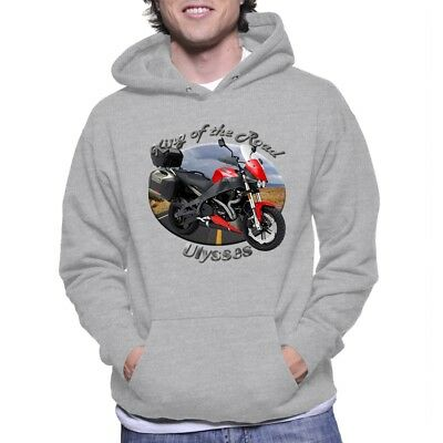 Buell Ulysses King Of The Road Adult Hoody