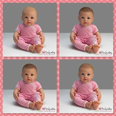 Ashton Drake Play dolls So Truly Mine - Choice of 6 different colors (hair/eyes)