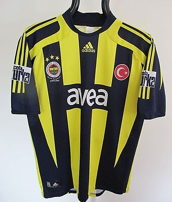 Buy It Now.... Fenerbahce 2007 Vintage Centenary Adidas Size M Free Postage.