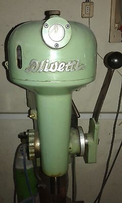 Manual drill press Olivetti ts15c.