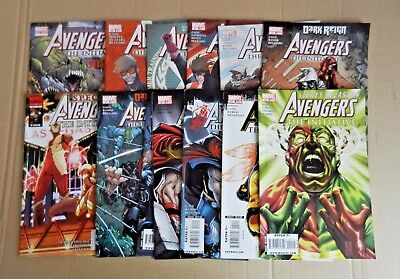 Avengers: The Initiative #19-29 + Special #1 + Retil #1 (2009) [Marvel US]