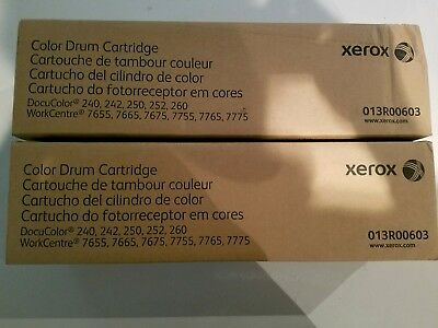 Xerox  013R00603 COLOR DRUM  DocuColor 240,242,250,252,260 DC240 - NEW 13R603