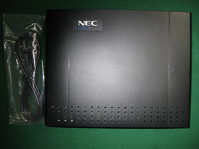 NEC DSX 40 KSU  V3.45  4X8x2  1090001 DEFAULTED REFURBISHED MISSING SMALL COVER