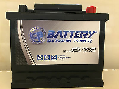 Bateria De Coche De 45Ah Amperios Con Power Check Maximun Power Garantia 2 Años