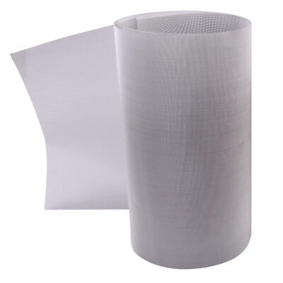 Stainless Steel 100 Mesh Filtration Screen Fine Wire Oil Filter 48inch x 12inch