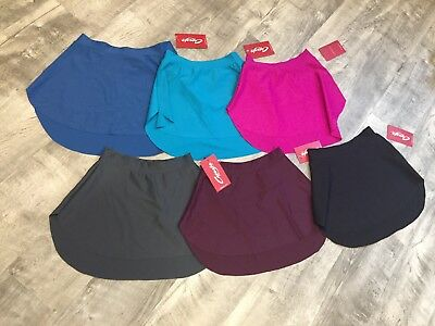 Capezio 10586 The Call Back Skirt - NEW - multiple sizes/colors