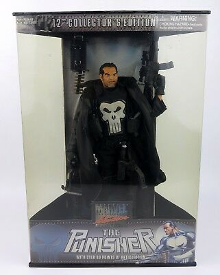 """Marvel Studios - The Punisher 12"""" Collector's Edition Action Figure"""