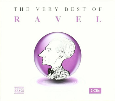 The Very Best of Ravel  (US IMPORT)  CD NEW