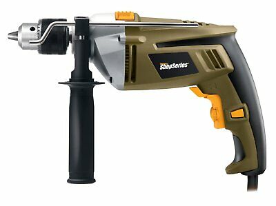 """Rockwell RC3136 Cordless Hammer Drill, 1/2"""", 7 Amp"""