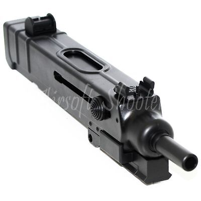 AIRSOFT OUTER BARREL with gas block - £18 00 | PicClick UK
