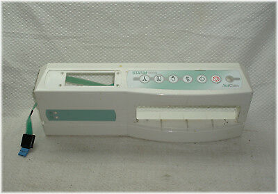 SCICAN Statim 2000 Used Front Facia & Controls  *LOOK*