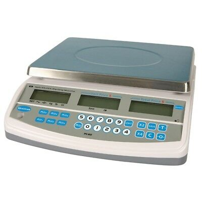 Brecknell Scales PC Series Price Computing Scales PC-60, 60 lb x 0.02 lb