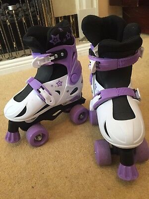 girls roller boots - Adjustable Size (from 33-36)