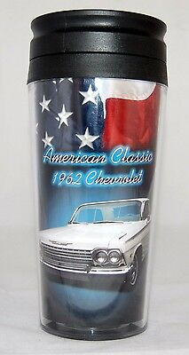1962 Chevrolet Classic Car Travel Cup