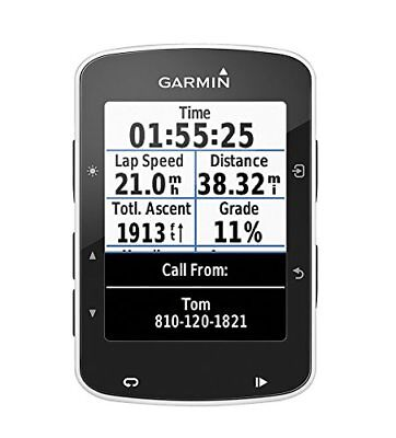 Garmin Edge 520 GPS Bike Computer - Black