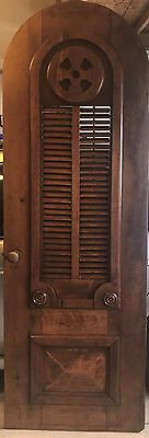 ** CHURCH CONFESSIONAL DOOR ** Great condition!