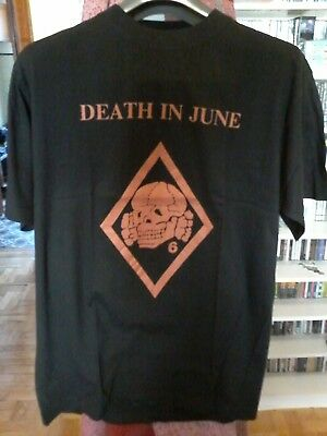 Death In June T-Shirt Xl