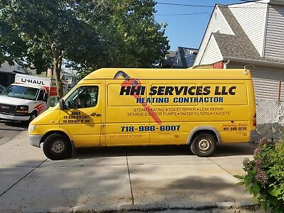 2003 Dodge Sprinter 2500 series 2003 Dodge Sprinter (with NEW ENGINE with only 8000 miles on it!)