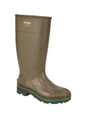 Norcross Safety 75120-9 Hi Boot Size 9, Olive Green