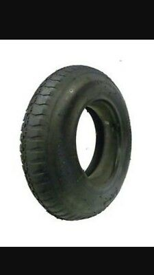 4.00-8 tyre and inner tube WHEEL BARROW/GOCART TYRE FREE POSTAGE !!!!!