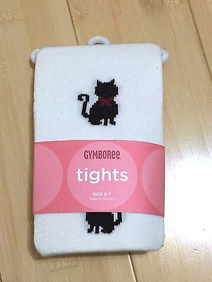 NWT Gymboree  Tights Size 5-7
