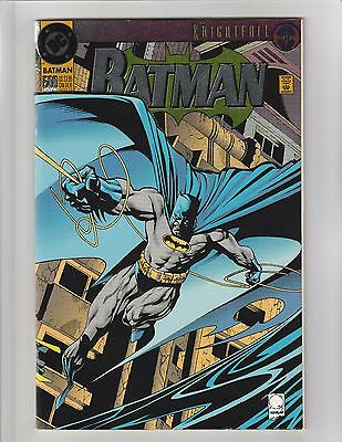 Batman (1940) #500 NM 9.2 Collector's Edition DC Comics Knightfall pt.19