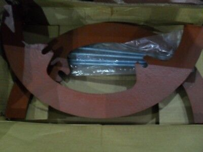 Wade W3000-53 Deck Clamp assembly for 3000 series