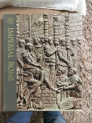 Time Life-Great Ages of Man-- Imperial Rome--Superb Pix--1965 Hardcover