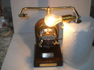 (Broken) Westinghouse Watt Hour Meter Lamp Circa 1920
