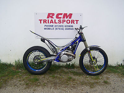 sherco st 300 factory  2016 not gasgas,, trials bike, ex condition ready to ride