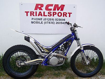 sherco 300cc 2015, trials bike great condition ready to ride