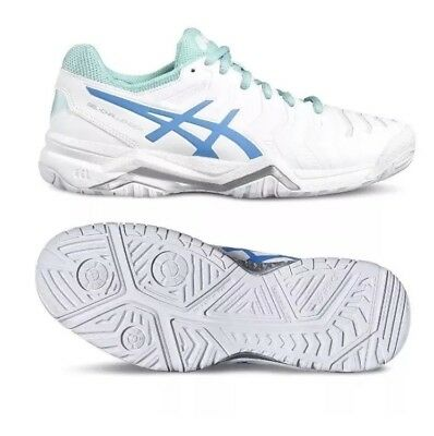 Asics Gel-Challenger 11 All Court Ladies Tennis Shoe Trainers E753Y 0143 UK 4 37