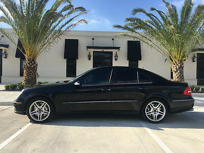 2006 Mercedes-Benz E-Class E55 AMG 2006 Mercedes-Benz E55 AMG 4dr Sedan MBZ