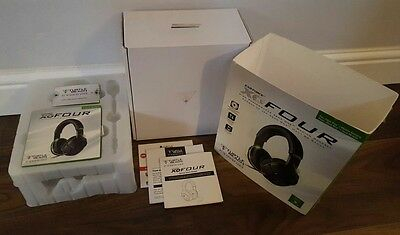 Official Turtle Beach Ear Force XO FOUR XO4 Gaming Headset Box & Inserts Only