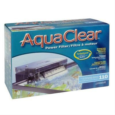 Fluval - Hagen Aquaclear Hang On Power Filter 110 (70 To 110 Gal)