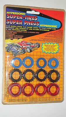 Vintage 1989 Imperial Hypersonic SUPER - TIRES NO.7641 Brand New Sealed