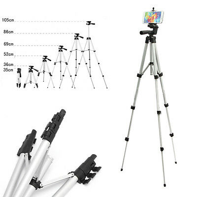 Professional Camera Tripod Stand Holder Mount for iPhone Samsung Mobile Phone