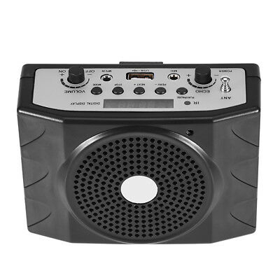 25W Waistband Voice Amplifier Booster Loud Speaker Microphone For Teaching SG