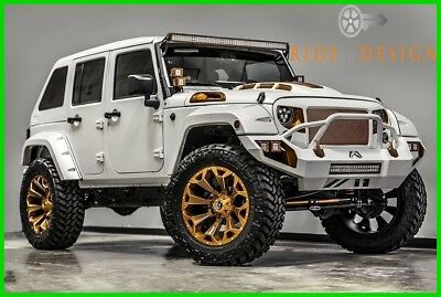 2017 Jeep Wrangler Sport Unlimited 2017 JEEP WRANGLER SPORT UNLIMITED BLUETOOTH CUSTOM LEATHER BACK UP CAM AMP SUB