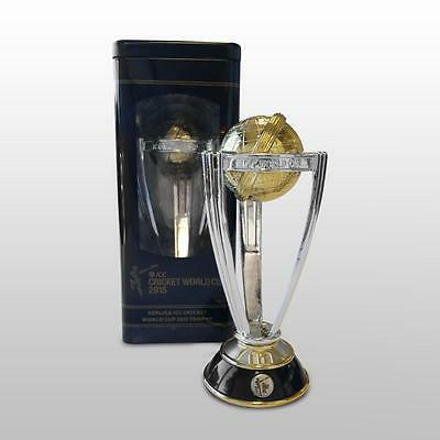 Icc Cricket World Cup 2015 Trophy In Collectors Tin Australia India England