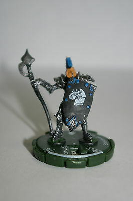 Mage Knight 2002 'Mage Knight Unlimited' Shieldwall Knight Clix Figure, OOP (#2)