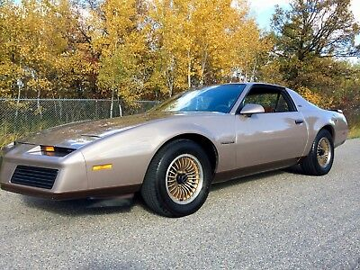 1983 Pontiac Firebird S/E 1983 Pontiac Firebird S/E - Original One Owner - Rarer than Trans Am