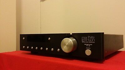MARK LEVINSON Model 38 Preamplifier-VGC-Works Great but Selling AS IS-Plz Read