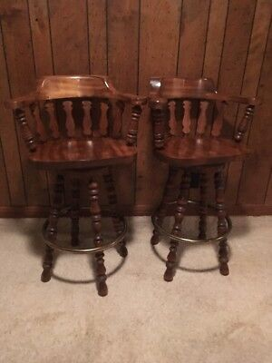 2 Retro Barstools Local Pickup or Send Your Shipper!!!