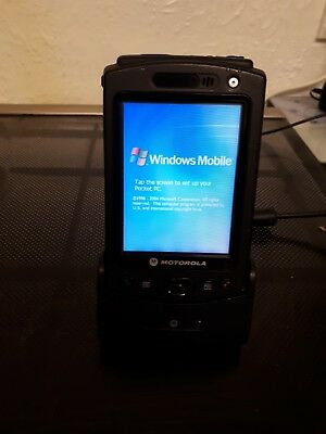 Motorola Pocket PC/PDA Windows Mobile 2003