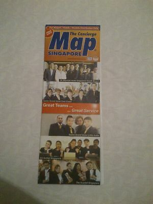 Singapore Map (The Concierge)