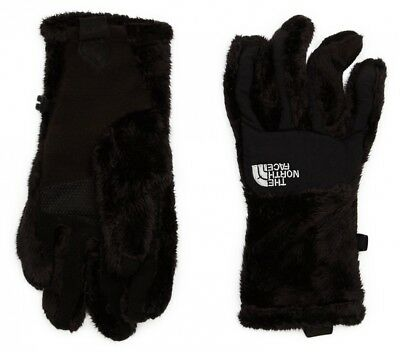 (Large, TNF Black) - The North Face Women's Denali Thermal Etip Gloves