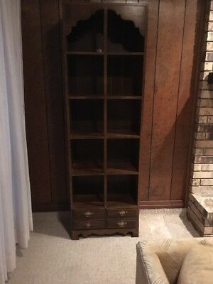Early American Bookshelf # 2 Local Pickup or Send Your Shipper!!!