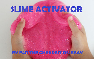 Borax - Sodium Tetraborate Decahydrate - SLIME ACTIVATOR - 50g - FREE DELIVERY