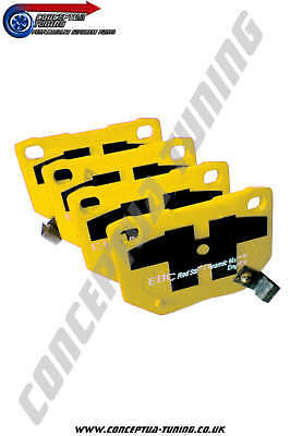non v spec EBC Yellowstuff hintere brems- Pads- für R32 Skyline GTR rb26dett